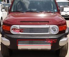 Fits 2007-2016 Toyota FJ Cruiser Lower Bumper Billet Grille Insert