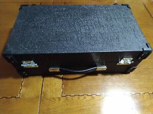 Eurorack case 98HP two rows unpowered portable