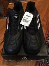 Adidas Grid Iron D Black AMERICAN FOOTBALL  Cleats Size 16