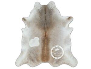 Cowhide Rug - Palomino High Quality Hair on Hide Size: Medium (M) F12