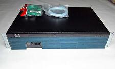 CISCO C2911-CME-SRST/K9 ROUTER UC LICENSE  PVDM3-64