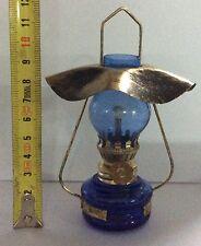 Mini Lume ad olio Stile Old-Japponese Anticata h=12cm