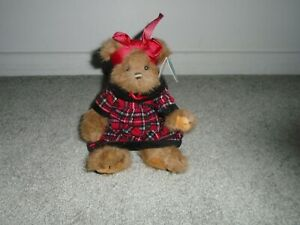 Bearington Bear Collection Maggie #1603 Brand New With Tag