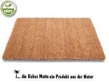 Kokosmatte Premium Natur Wunschmaß und Zuschnitt 17, 20, 24 und 30 mm Höhe ⭐⭐⭐⭐⭐