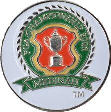 2006 PGA Championship MEDINAH Flat - White - BALL MARKER