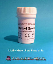 Methyl Green Pure Powder 5g - Microscope Microbiology Stain