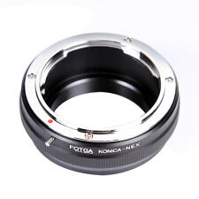 FOTGA Adapter Ring f Konica AR Lens to Sony E-Mount Camera NEX-5N NEX6 NEX7 A7R
