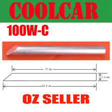 SOLDER SOLDERING IRON Tip for 100W C Lead Free for Leadlight Windows RC toy car