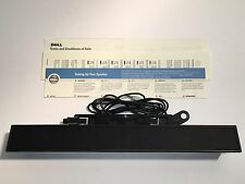 Genuine OEM Dell AX510 Sound Bar for Monitor AX510 313-6412 ✅❤️️✅❤️️ NEW w/ WTY