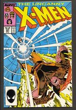 Uncanny X-Men #221 (1987) ~ 1st Mr.Sinister appearance ~ Wolverine cover ~ NM