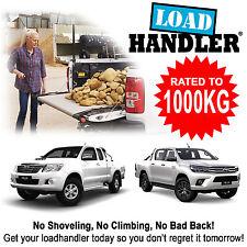 Original Loadhandler Ute Unloader Soil Sand Bricks Rubbish suit Toyota Hilux