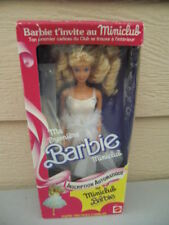 Ma Premiere Miniclub Barbie, Sold in France ~ NIB