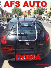 PORTABICI POSTERIORE PER 3 BICI FIAT BRAVO 2007 X BICI UOMO DONNA MADE IN ITALY