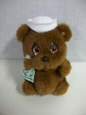 "1983 Mattel Emotions Boo Hoo Hoo Crying Sailor Bear Plush Stuffed Toy 9"""