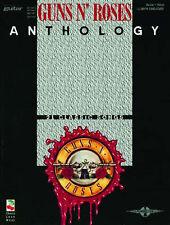 Guns N' Roses Anthology (Guitar Tab) (Gtab), Good Condition Book, Guns N' Roses,