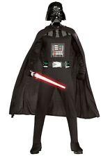 Disfraz Infantil Rubies De Starwars adulto de Darth Vader oficial Vestido Elaborado Disfraz Cosplay oscuro