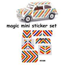 DINKY TOYS MAGIC MINI STICKER SET