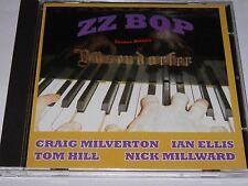 Z Z Bop - Josies Bozee CD Original Limited 2005 Tom Hill