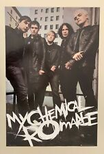 My Chemical Romance,Music Band, Authentic 2007 Poster