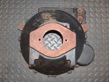 Unknown Forklift/Marine/Industrial Cast Iron 4 Cylinder Bell Housing L4