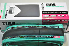 Clincher Racing BIANCHI RACE DEPARTMENT 700x23c 220Tpi/TIRES BIANCHI ROAD REPAR