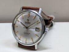 Omega seamaster de ville 1963 - Vintage Swiss Watch. Ref. 166.0020