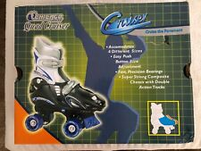 Chicago Quad Cruiser Kids Size 1-4 Cruise The Pavement Skates (164)