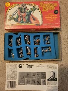 Grenadier Dragon Lords Orcs of the Severed Hand VG
