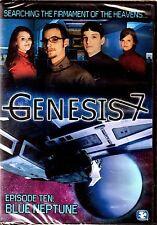 Genesis 7 Episode Ten (DVD) Blue Neptune WORLDWIDE SHIP AVAIL!