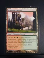 MTG Stomping Ground Gatecrash NM Near Mint