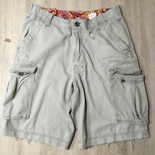 Mens Hollister Cargo Shorts W33