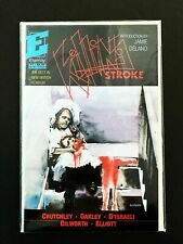 KILLING STROKE #1 ETERNITY COMICS 1991 VF+