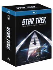 Star Trek: Serie Classica - Stagioni 1-3 (20 Blu-Ray Disc)-ORIGINALE SIGILLATO -