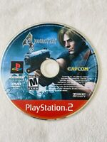 Resident Evil 4 (Greatest Hits)..PS2..Disc Only....Light Scratches. Tested.