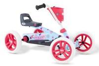 New Berg Toys Buzzy Bloom Go Kart - Age 2-5yrs - Kids Blue Pink Pedal Go Kart