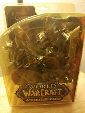 World of Warcraft 2: Gnome Warrior Sprocket Gyrospring Action Figure