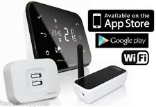 SALUS it500 TERMOSTATO Internet Smart Phone wireless programmabile zone di riscaldamento