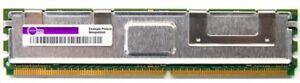 512MB Nanya DDR2-667 PC2-5300F ECC Fb-dimm RAM NT512T72U89A5BD-3C HP 398705-051