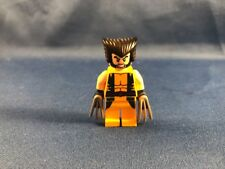 Lego Minifigures Marvel Wolverine From Set 6866