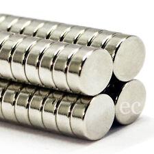 30pcs 10mm Dia x 3mm Thick Strong 10x3 Rare Earth Circular Neodymium Disc Magnet