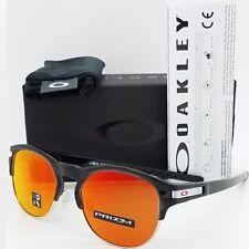 81e4be55c Novos óculos de sol Oakley Chave Trava Polished Black Ink Prizm Ruby  9394-04 Autêntica
