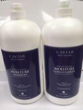 ALTERNA Caviar Moisture Shampoo/Conditioner 67 oz Duo paraben free for all hair