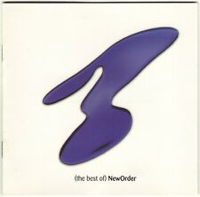 NEW ORDER Best of NM 1994 London/Polygram/CRC club Canada Blue Monday P2-28580
