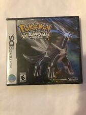 Pokemon Diamond Version [Nintendo DS DSi, RPG] NEW Authentic