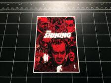 The Shining movie logo vinyl decal sticker 80s horror Stephen King Overlook