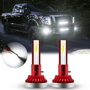 880 890 899 892 881 LED Fog Light Bulb Driving Lamp High Power Xenon White DRL