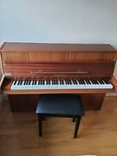 More details for fuchs & mohr upright piano in great condition tuned & serviced  buyer to collect