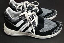 Adidas Y-3 Pure Boost ZG Knit Black White AQ5731 Size 10.5 Yohji Yamamoto