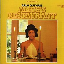 Arlo Guthrie - Alice's Restaurant [New CD]