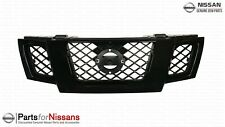 GENUINE NISSAN MIDNIGHT EDITION GRILLE NISSAN FRONTIER 2009-2019 NEW OEM